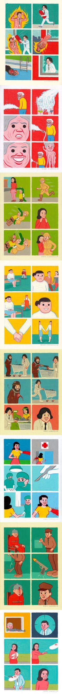 A compilation of Joan Cornella comics: Part 3