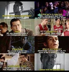~Stiles Sarkasmus :)