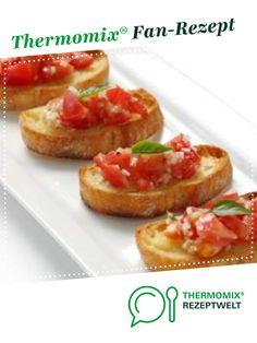 Bruscetta - classico von APschorr. Ein Thermomix ® Rezept aus der Kategorie Vorspeisen/Salate auf www.rezeptwelt.de, der Thermomix ® Community.