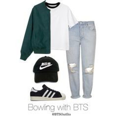 Bowling with BTS