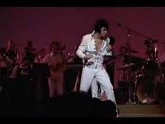 Elvis Presley (You Dont Have To Say You Love Me)  Live--he never ceases to amaze me!
