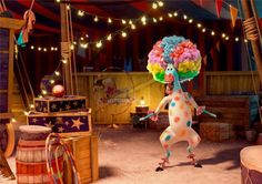 Chris Rock talks the Circus Afro song from Madagascar 3
