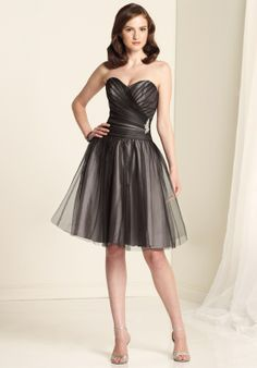 I love this for bridesmaids dresses but in a different color