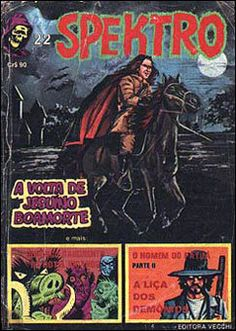 Spektro # 22 Halloween Pin Up, Comic Books, Comics, Cartoons, Cartoons, Comic, Comic Book, Comics And Cartoons, Graphic Novels