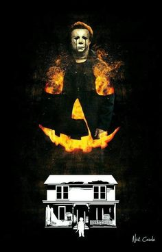 Micheal Myers-Halloween........
