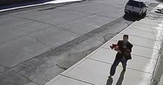 A pair of siblings chase down a menacing kidnapper.
