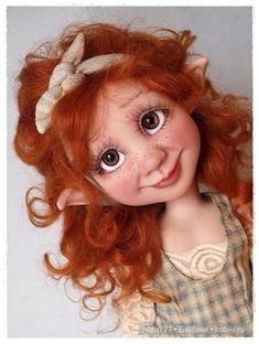 Dolls By Doll Artist Kimberley Arnold - Бэйбики Wet Felting, Needle Felting, Bjd Dolls, Barbie Dolls, Toddler Dolls, Pretty Dolls, Soft Dolls, Soft Sculpture, Felt Art