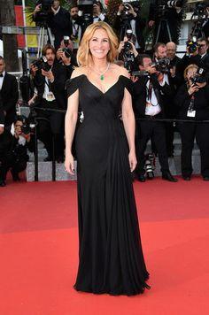 La star hollywoodienne Julia Roberts a charmé la Croisette jeudi soir pour présenter «Money Monster».