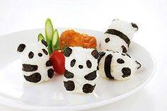 Panda Rice Ball Mold