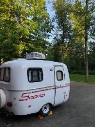 Small Camping Trailer, Small Campers, Campers For Sale, Trailers For Sale, Rvs For Sale, Scamp Camper, Scamp Trailer, Camper Trailers, Small Sailboats