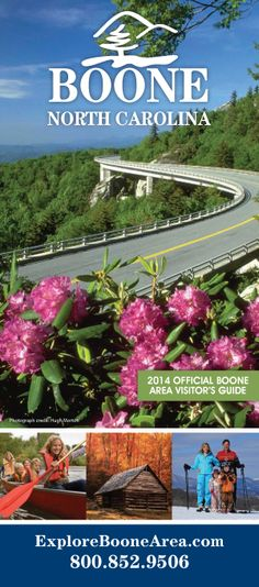 Flip through the brand-new 2014 Visitor's Guide online