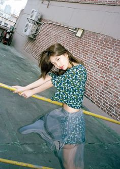 Miss A Suzy for Dazed and Confused Korea
