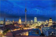 Marcus Klepper - Berlin Skyline