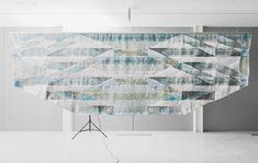 ronan erwan bouroullec brothers 17 screens exhibition tel aviv museum of art designboom