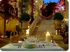 Preparing delicous food for parties or a romantic dinner at affordable prices