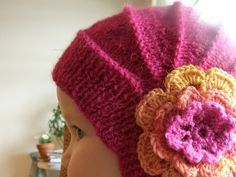 Aviatrix is a fun, fast pattern for the cutest, best fitting baby helmet you will find. Worked on straight needles Knitting For Kids, Crochet For Kids, Knitting Projects, Baby Knitting, Crochet Projects, Baby Hat Patterns, Knitting Patterns, Crochet Patterns, Crochet Baby Hats