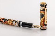 sherpa  pens   Visconti Dragon fountain pen - extra fine nib - Celebrates the Chinese ...
