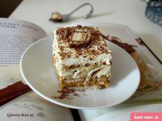 Ciasto Lion - bez pieczenia