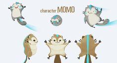 Momonga Monday: Momo