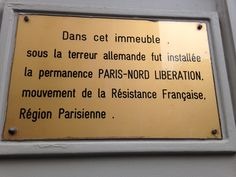 On our most recent visit, August we stayed in the Marais, where Alexandra works. Amazing to think a branch of the Resistance operated out of that very building. It Works, Building, Amazing, Love, Buildings, Nailed It, Construction