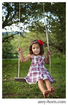 simple swing child portrait #child #toddler #photography #portraits