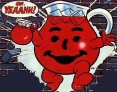 1000 images about KoolAid Man on Pinterest Kool aidKool Aid Breaking Through Wall