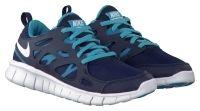 Blauwe Nike Sneakers FREE RUN 2 KIDS