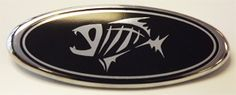 Ford Green Lantern Overlay Emblem Decals WebXtremes.com