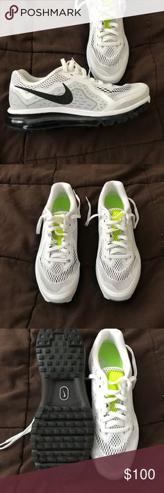 411a35f50dd Nike Air Max size 10.5 Nike Air Max size 10.5 worn one time. Look brand