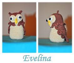 Evelína, sova moudrá Evelína, wise owl