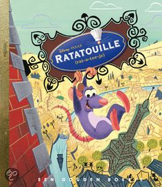 Gouden Boekjes - Ratatouille