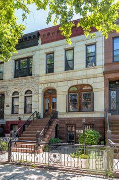 540 DECATUR STREET, Bedford Stuyvesant, $1,350,000, Web https://www.halstead.com/sale/ny/brooklyn/bedford-stuyvesant/540-decatur-street/townhouse/12844629#