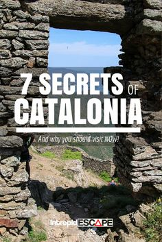 Secrets of Catalonia, Spain