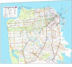 Bus – Plans complet· San Francisco