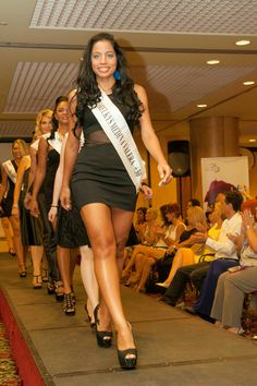 1º Salida Noche de la Gala del certamen Mrs+30 Zaragoza 2015  #NorelkysMedina vestida por #Toñi L-secret