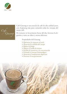 Cafe al Ginseng