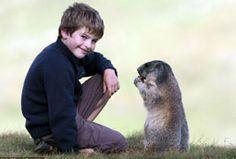 Matteo y su amigo