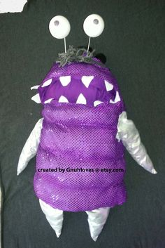 Monsters Inc Boo Costume on Etsy, Sold