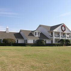 The house used for Southfork Ranch on Dallas, Parker, Texas