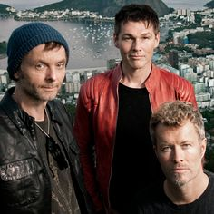 Legendary band a-ha signs worldwide deal with Reservoir