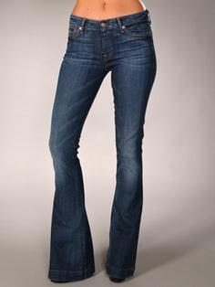 Seven For All Mankind Jiselle Flare Leg Jean