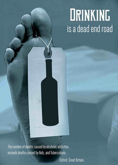 Anti alcoholism posters on Behance Road Safety Poster, Safety Posters, Creative Poster Design, Creative Posters, Funny Road Signs, Dark Art Illustrations, Clever Advertising, Dont Drink And Drive, Teen Driver