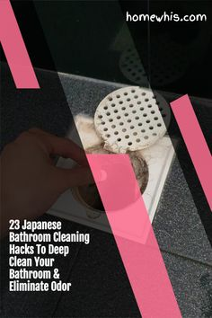 Want to know how to deep clean your bathroom and make it smell good 24/7 without breaking a sweat? Here are 23 of the best bathroom cleaning hacks to do just that! You'll find the before and after photos to prove that these cleaning tips work! From how to clean grout lines, soap scum, hard water stains, stubborn stains and how to make your bathroom smell good. #homewhis #cleaninghacks #bathroomcleaninghacks #vinegarcleaningspray #bakingsoda #toiletcleaner #soapscum #hardwater Bathroom Sink Organization, Fridge Organization, Bathroom Cleaning Hacks, Deep Cleaning, Cleaning Tips, Clean Grout Lines, Japanese Bathroom, Hard Water Stains, Soap Scum