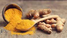 Kurkuma patří mezi oblíbené koření. Recipes Using Turmeric, Cooking With Turmeric, Turmeric Health Benefits, Oil Benefits, Turmeric Essential Oil, Essential Oils, Arthritis, Antidepresivo Natural, The Ginger People
