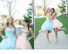 Best Formal Dresses Lovely Tulle Girls Plus Size Homecoming Dresses Crystals Corset Strapless Dress For Graduation Party Custom Made Beautiful Formal Dresses From Adminonline, $91.01| Dhgate.Com