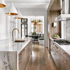 "3,597 Likes, 46 Comments - Kitchens of Instagram (@kitchens_of_insta) on Instagram: ""Absolutely Stunning Kitchen and it's not White! @jodyclip @obrienharriskitchens #kitchendesign"""