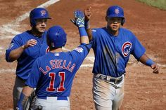 chicago cubs 9/17/2015 | Images: Chicago Cubs over the Pittsburgh Pirates, 9-6 - DailyHerald ...