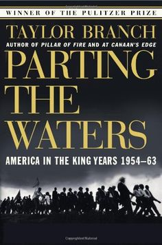 "Read ""Parting the Waters America in the King Years by Taylor Branch available from Rakuten Kobo. In volume one of his America in the King Years, Pulitzer Prize winner Taylor Branch gives a masterly account of the Amer. Martin Luther King, Reading Lists, Book Lists, Barack Obama Book, I Love Books, Books To Read, Pillar Of Fire, Best Biographies, Book Recommendations"