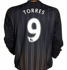 Chelsea Away Shirt Adidas 2010-11 Chelsea Long Sleeve Away Shirt (Torres 9) Official 2010-11 ChelseaLong Sleeve Awayshirt manufactured by Adidas. Available in sizesSB MB LB XLB S M L XL XXL XXL XXXL.We stock only officialChelsea soccer jerseys and authenticChelsea footb http://www.comparestoreprices.co.uk/football-shirts/chelsea-away-shirt-adidas-2010-11-chelsea-long-sleeve-away-shirt-torres-9-.asp