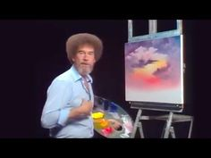 Extremely Calming Bob Ross Episodes To Get You Through This Election | Huffington Post